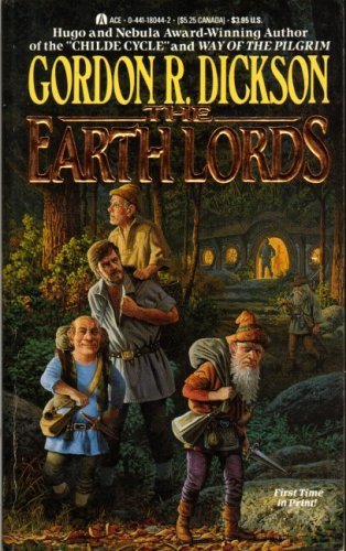 Earth Lords By Dordon R Dickson