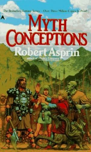Myth Conceptions By Robert Asprin