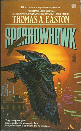 Sparrowhawk By Thomas A. Easton