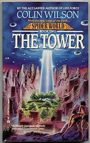 Spider World the Tower By Colin Wilson