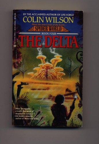 Spider World 4/Delta By Colin Wilson