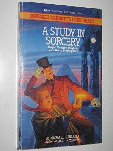 Study in Sorcery By Michael Kurland
