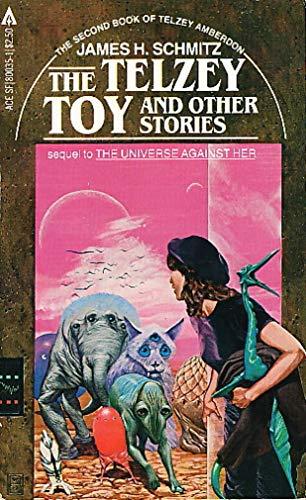 Telzey Toy/Other Sty By James H Schmitz