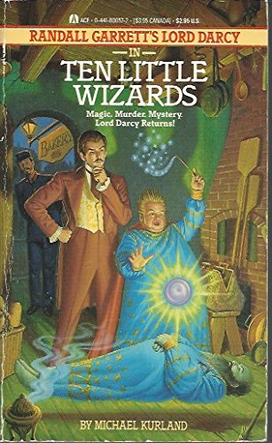 Ten Little Wizards By Randall Garrett