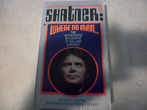 Where No Man By William Shatner