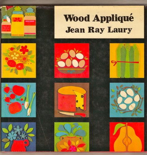 Wood Applique By Jean Ray Laury