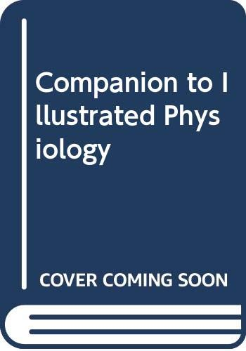 Illustrated Physiology By Ann B. McNaught