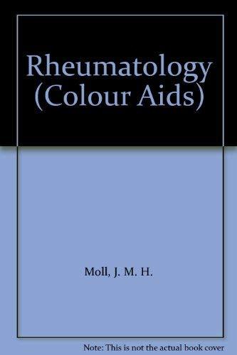 Rheumatology By J.M.H. Moll