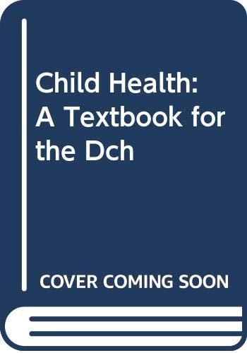 Child Health By David Harvey