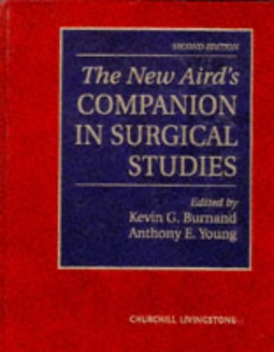 The New Aird's Companion in Surgical Studies By Ian Aird
