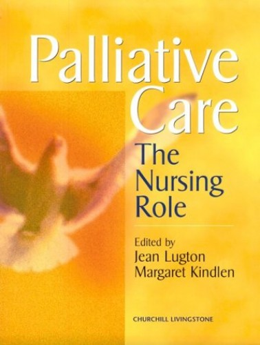 Palliative Care By Jean Lugton
