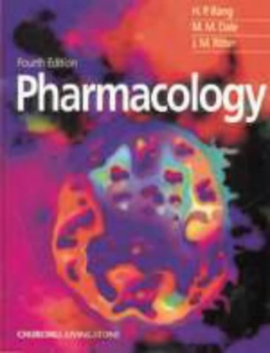 Pharmacology by Humphrey P. Rang