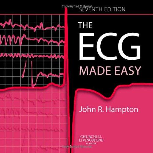 The ECG Made Easy, 7e By David Adlam