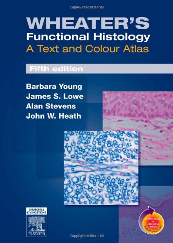 Wheater's Functional Histology: A Text and Colour Atlas: A Text and Colour Atlas By Barbara Young, Ph.D.