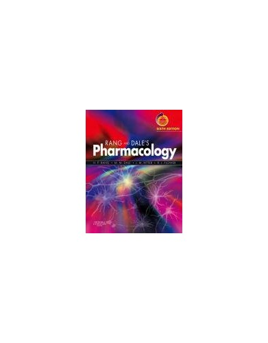 Rang and Dale's Pharmacology by Humphrey P. Rang