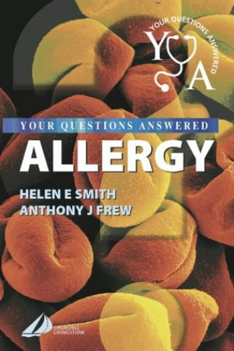 Allergy By Helen Smith