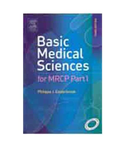 Basic Medical Sciences for MRCP: Part 1 by Philippa J. Easterbrook