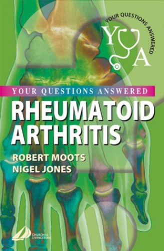 Rheumatoid Arthritis By Robert Metz