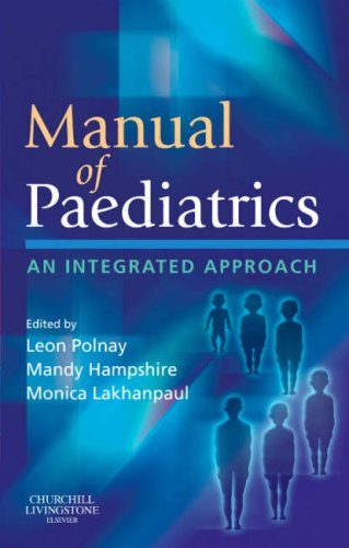 Manual of Paediatrics By Leon Polnay