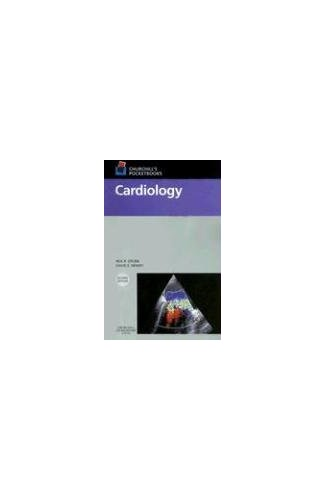 Churchill's Pocketbook of Cardiology By Neil R. Grubb