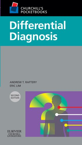 Churchill's Pocketbook of Differential Diagnosis (Churchill Pocketbooks) By Andrew T. Raftery
