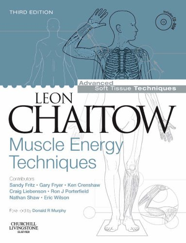 Muscle Energy Techniques By Leon Chaitow