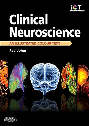 Clinical Neuroscience By Paul Johns
