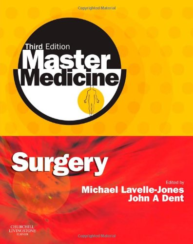Surgery: A Core Text with Self-Assessment by Michael Lavelle-Jones