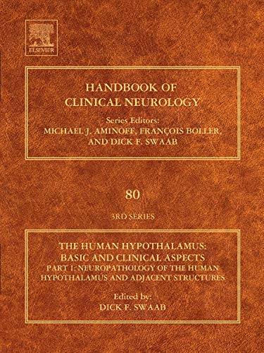 Human Hypothalamus: Basic and Clinical Aspects, Part II By Dick. F. Swaab