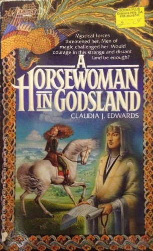Horsewoman in Godsland By Claudia Edwards