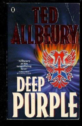 Deep Purple By Ted Allbeury