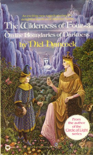 On the Boundaries of Darkness By Neil Hancock