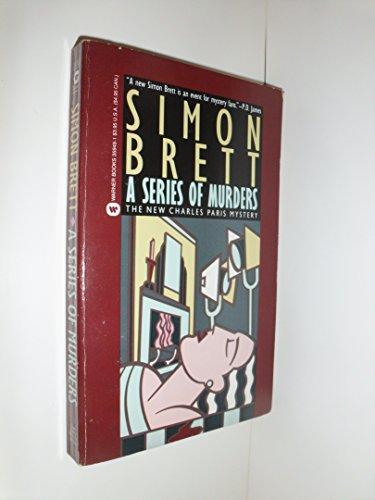 Series of Murders By Simon Brett