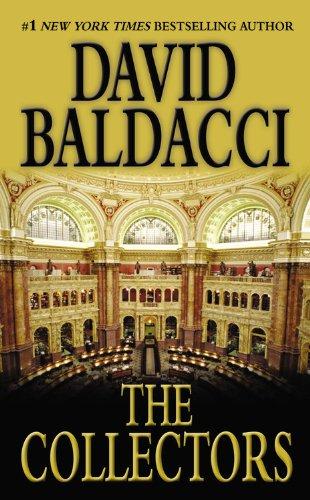 The collectors By David Baldacci