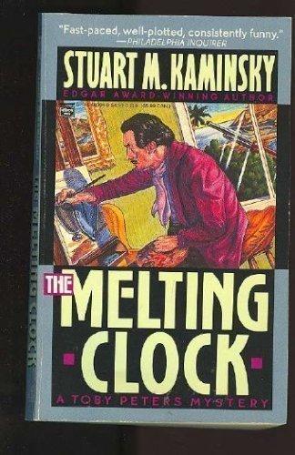 Melting Clock By Stuart M. Kaminsky