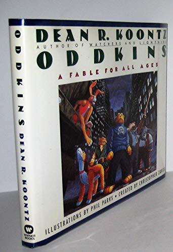Oddkins By Dean R Koontz