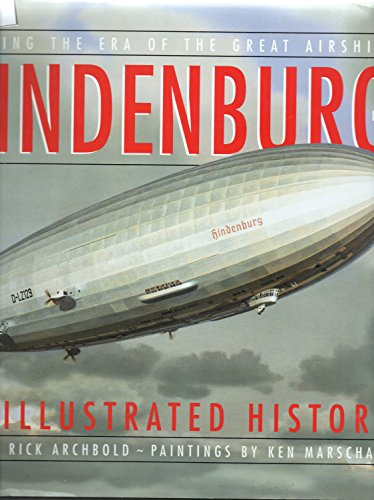 Hindenburg HB By Rick Archbold