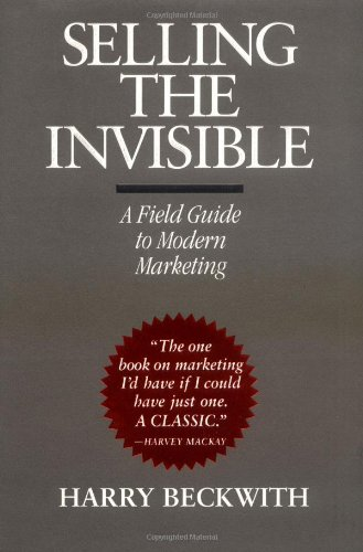 Selling the Invisible By BECKWITH