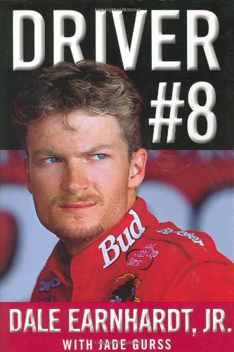 Driver Number 8 By Dale Earnhardt