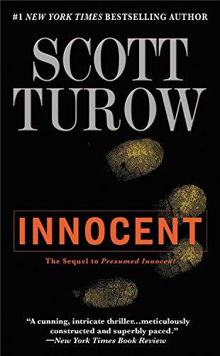 Innocent By Scott Turow