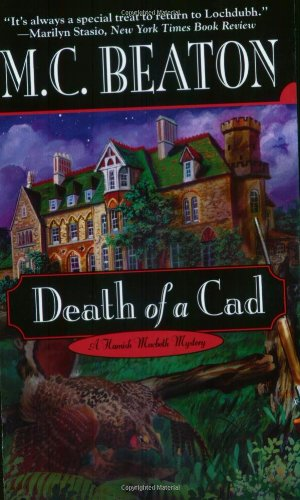 Death of a Cad By M. C. Beaton
