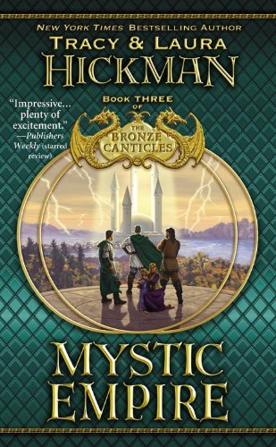 Mystic Empire By Tracy Hickman