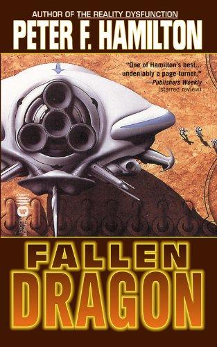 Fallen Dragon By Peter F Hamilton