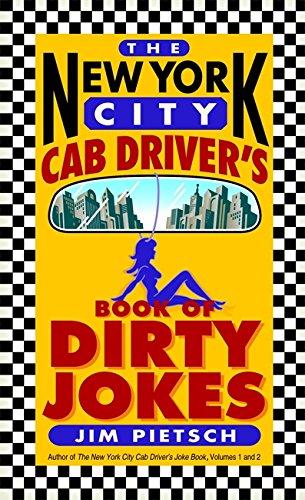 The New York City Cab Drivers Dirty Joke Book By Jim Pietsch