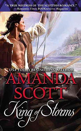 King Of Storms By Amanda Scott