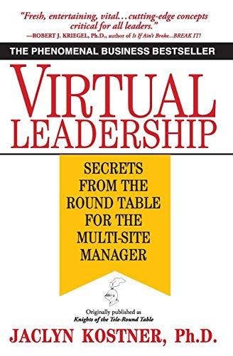 Virtual Leadership By Jacklyn Kostner