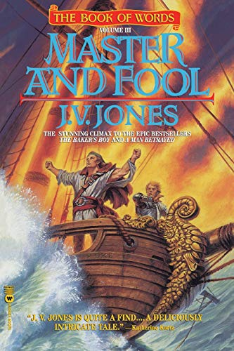 Master and Fool By J. V. Jones