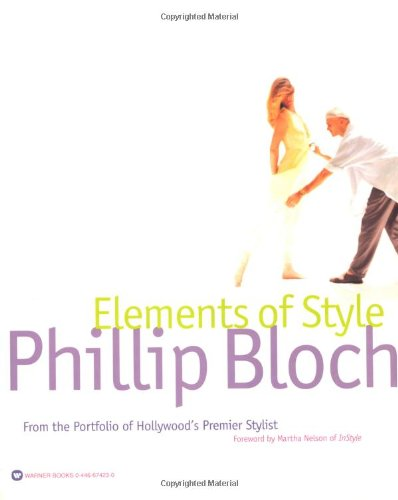 Elements of Style By Philip Bloch