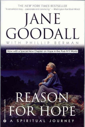 Reason For Hope von Jane Goodall