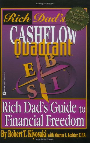 Rich Dad's Cash Flow Quadrant By Robert T. Kiyosaki